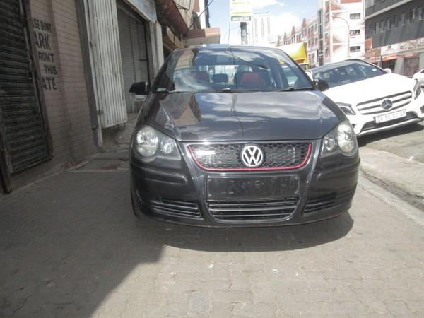 2010 Volkswagen Polo Gti 1.8t  Gauteng Johannesburg_0