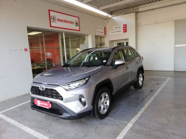 2020 Toyota Rav 4 2.0 GX CVT Western Cape Swellendam_0