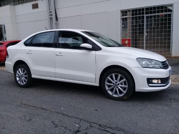 2020 Volkswagen Polo 1.4 Comfortline Sedan Manual Gauteng Johannesburg_0