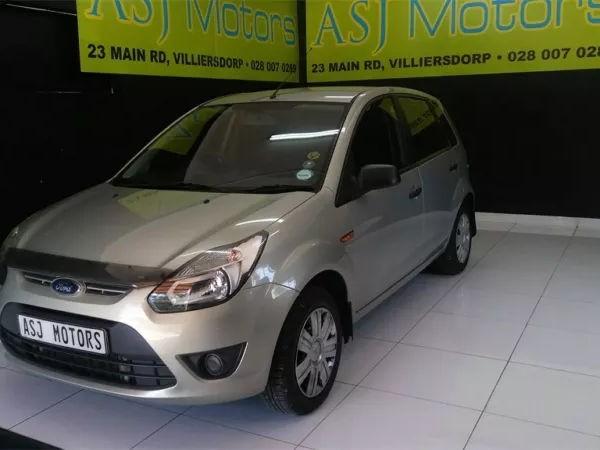 2011 Ford Figo 1.4 Tdci Ambiente  Western Cape Villiersdorp_0