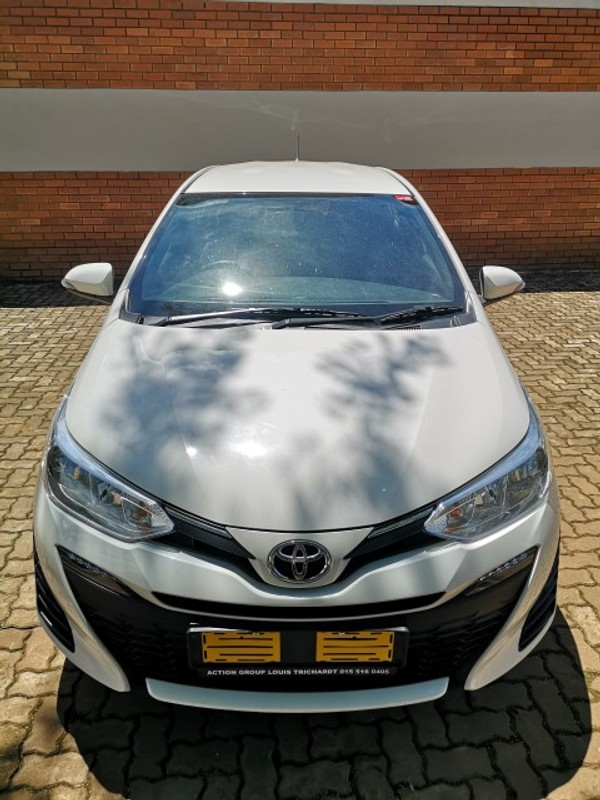 2019 Toyota Yaris 1.5 Xs 5-Door Limpopo Louis Trichardt_0
