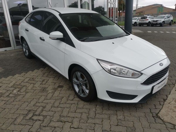 2017 Ford Focus 1.0 Ecoboost Trend Gauteng Germiston_0