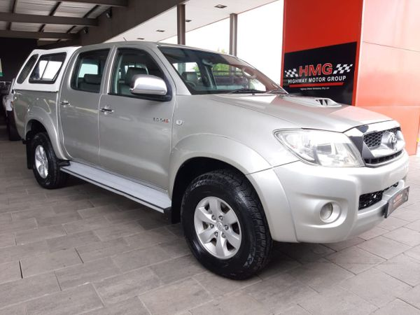 2011 Toyota Hilux 3.0d-4d Raider Rb At Pu Dc  North West Province Klerksdorp_0