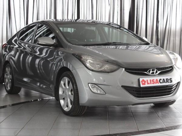 2014 Hyundai Elantra 1.8 Gls  Gauteng Kempton Park_0