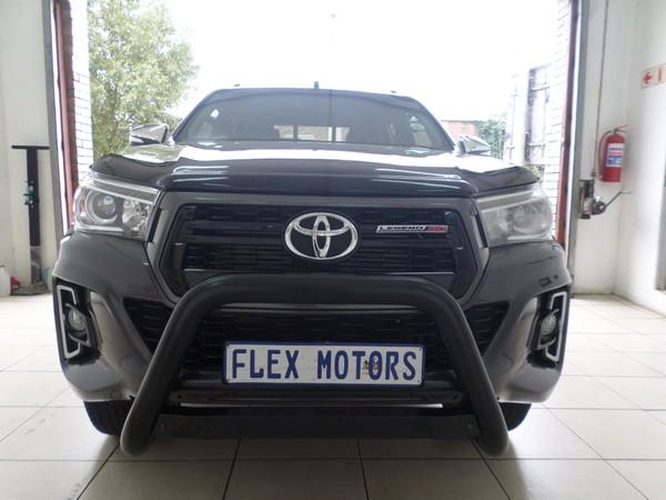 2020 Toyota Hilux 2.8 GD-6 RB Legend 50 Auto Double Cab Bakkie Gauteng Johannesburg_0