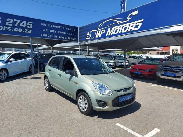 2013 Ford Figo 1.4 Ambiente  Western Cape Bellville_0