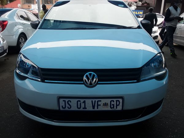 2018 Volkswagen Polo Vivo GP 1.4 Trendline Gauteng Johannesburg_0