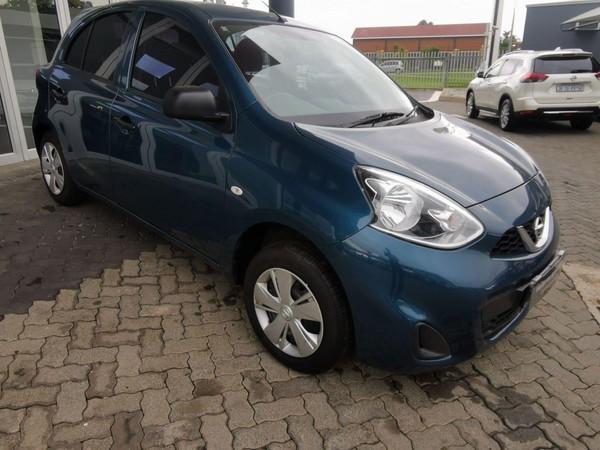 2018 Nissan Micra 1.2 Active Visia Gauteng Germiston_0