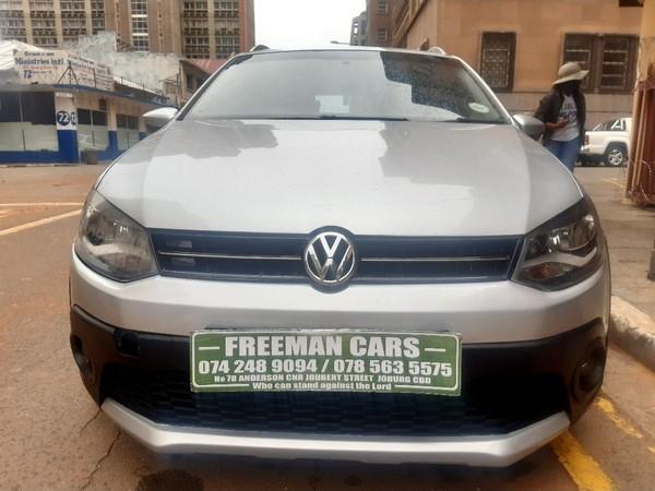 2011 Volkswagen Polo Cross 1.6  Gauteng Johannesburg_0