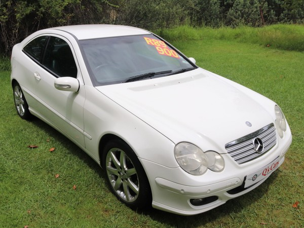 2004 Mercedes-Benz C-Class C 230k Coupe At  Free State Bethlehem_0