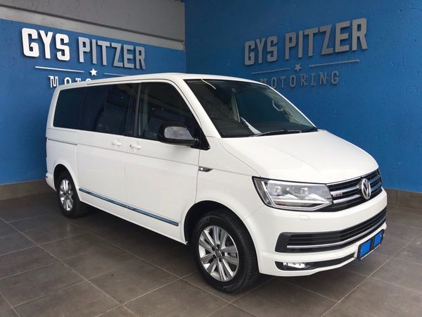 2017 Volkswagen Caravelle 2.0 BiTDi Highline DSG 4 Motion Gauteng Pretoria_0