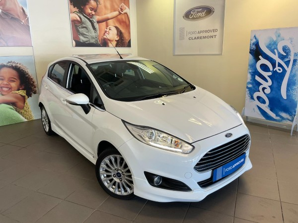 2018 Ford Fiesta 1.0 Ecoboost Titanium 5dr  Western Cape Ottery_0