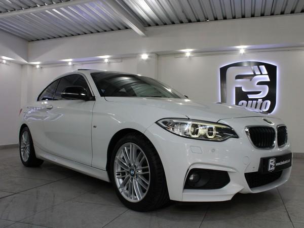 2014 BMW 2 Series 220i M Sport Auto Western Cape Cape Town_0