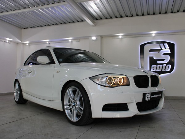 2013 BMW 1 Series 135i Coupe Sport At  Western Cape Cape Town_0