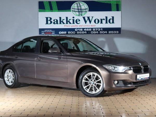 2012 BMW 3 Series 320i  At f30  North West Province Klerksdorp_0