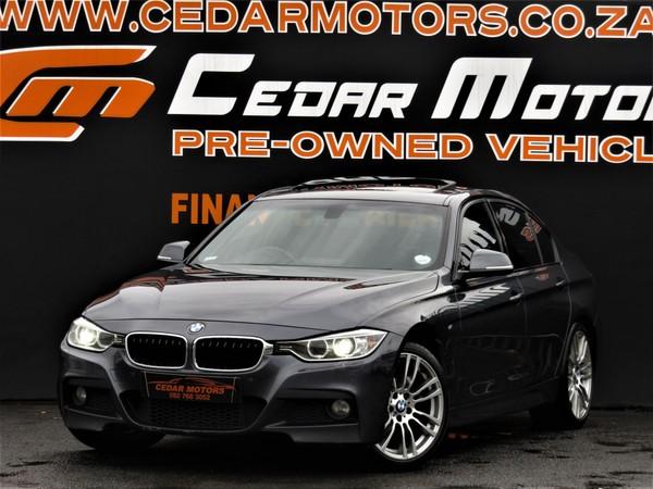2014 BMW 3 Series 320i M Sport Line At f30  Gauteng Johannesburg_0