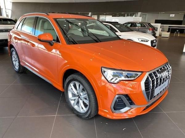 2021 Audi Q3 1.4T S Tronic S Line 35 TFSI Free State Bloemfontein_0