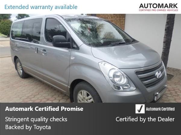 2017 Hyundai H1 2.5 CRDI Wagon Auto Limpopo Messina_0