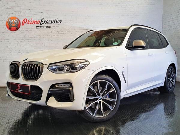 2018 BMW X3 xDRIVE M40i G01 Gauteng Edenvale_0