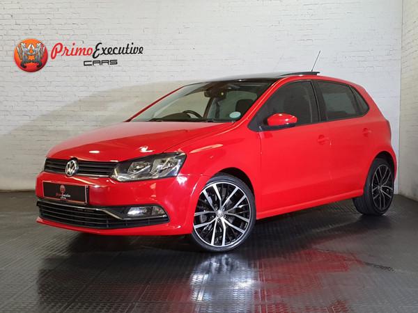 2014 Volkswagen Polo 1.2 TSI Highline DSG 81KW Gauteng Edenvale_0