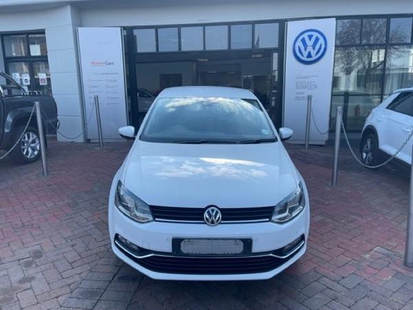 2014 Volkswagen Polo GP 1.2 TSI Comfortline 66KW Gauteng Springs_0