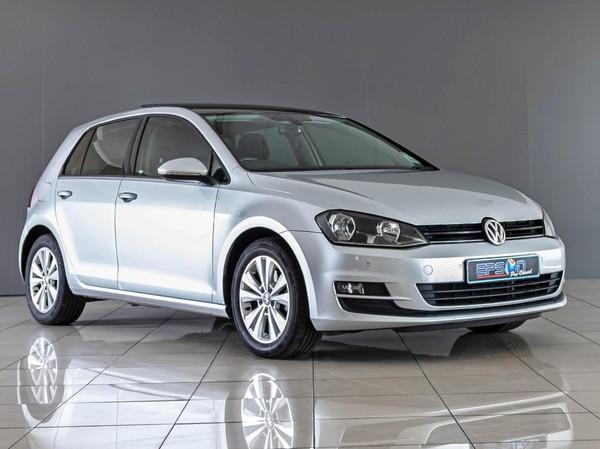 2014 Volkswagen Golf Vii 1.4 Tsi Comfortline  Gauteng Nigel_0