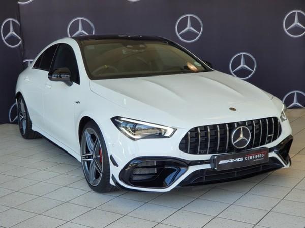 2020 Mercedes-Benz CLA 45 S Gauteng Bedfordview_0