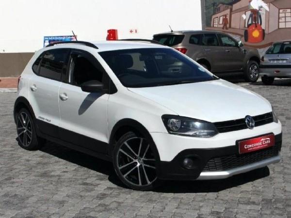 2014 Volkswagen Polo 1.6 Cross 5dr  Western Cape Cape Town_0