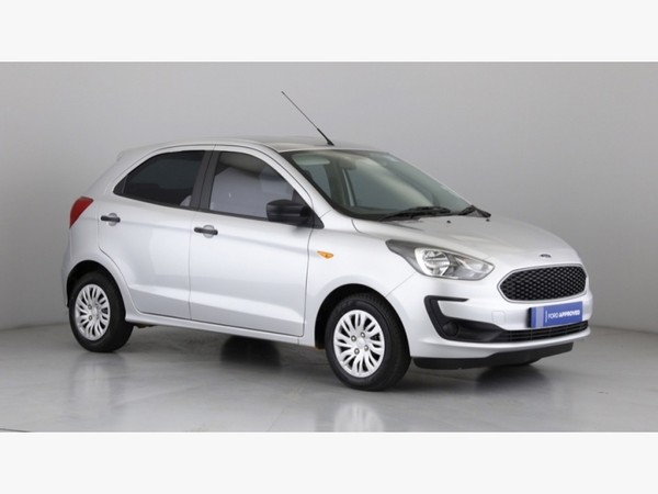 2020 Ford Figo 1.5Ti VCT Ambiente 5-Door Western Cape Kuils River_0