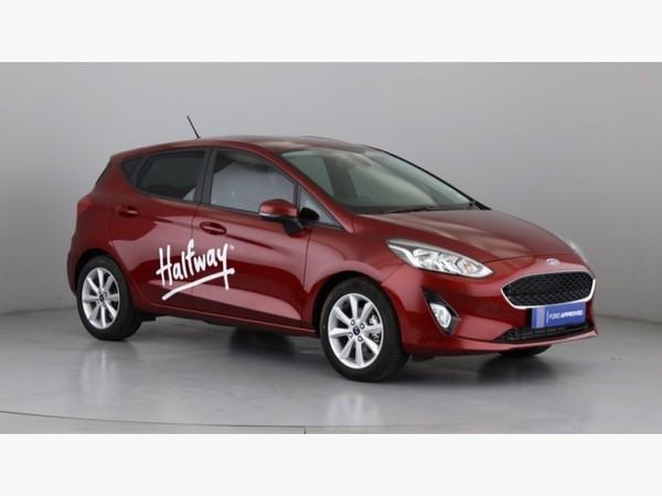 2021 Ford Fiesta 1.0 Ecoboost Trend 5-Door Auto Western Cape Kuils River_0