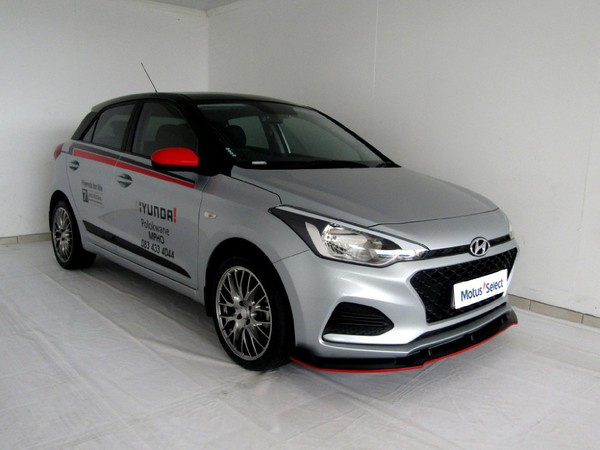 2020 Hyundai i20 1.4 Motion Auto Limpopo Polokwane_0