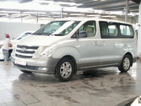 2010 Hyundai H1 Gls 2.4 Cvvt Wagon  Gauteng Vereeniging_0