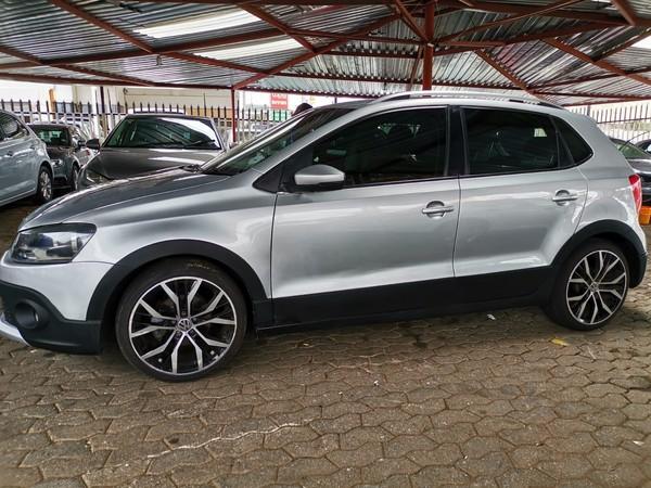 2012 Volkswagen Polo 1.6 Cross 5dr  Gauteng Jeppestown_0
