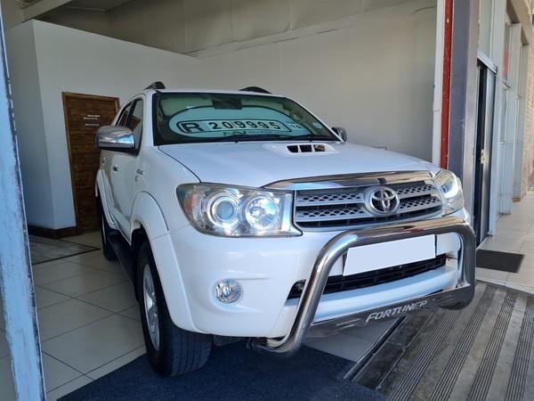 2010 Toyota Fortuner 3.0d-4d Rb  Western Cape Goodwood_0