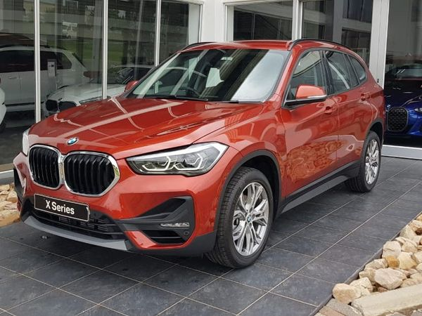 2021 BMW X1 sDRIVE18i M Sport F48 Mpumalanga Secunda_0