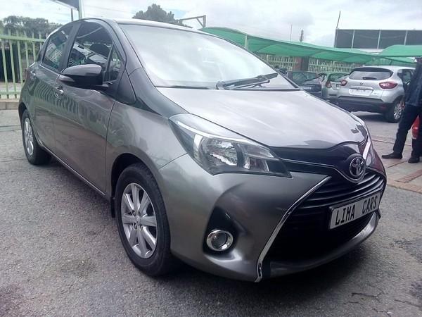 2016 Toyota Yaris 1.0 5-Door Gauteng Johannesburg_0