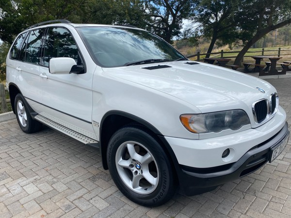 2002 BMW X5 3.0d At  Western Cape_0