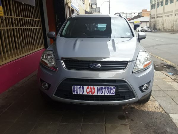 2012 Ford Kuga 2.5t Awd Titanium At  Gauteng Johannesburg_0