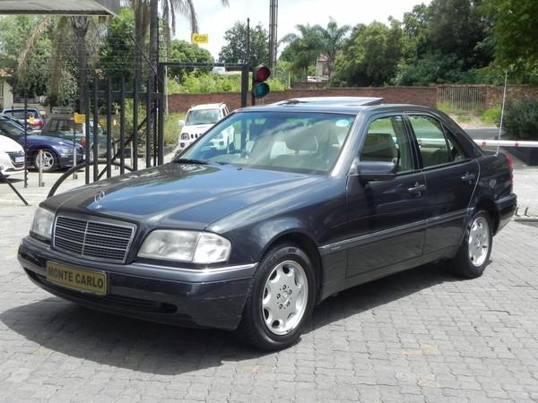 1994 Mercedes-Benz C-Class C220 Elegance At  Gauteng Sandton_0