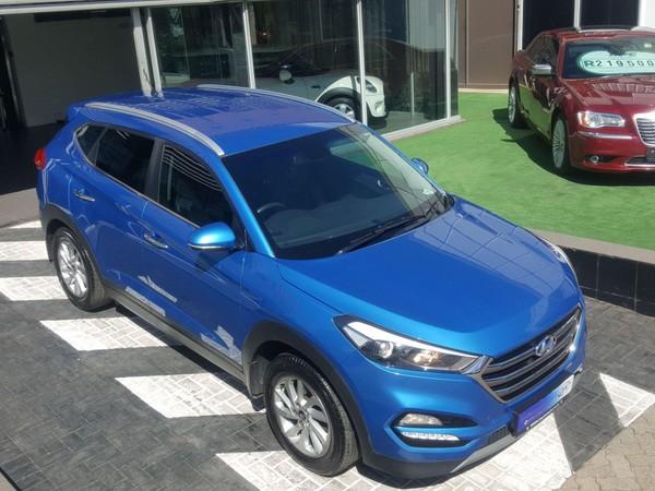 2018 Hyundai Tucson 1.7 CRDi Executive Gauteng Midrand_0