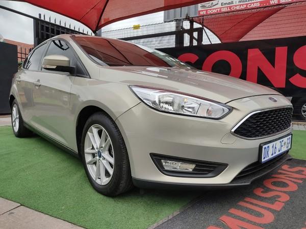 2015 Ford Focus 1.0 Ecoboost Trend Gauteng Boksburg_0