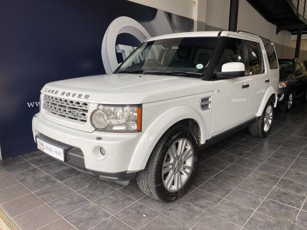 2012 Land Rover Discovery 4 3.0 Tdv6 Se  Gauteng Four Ways_0