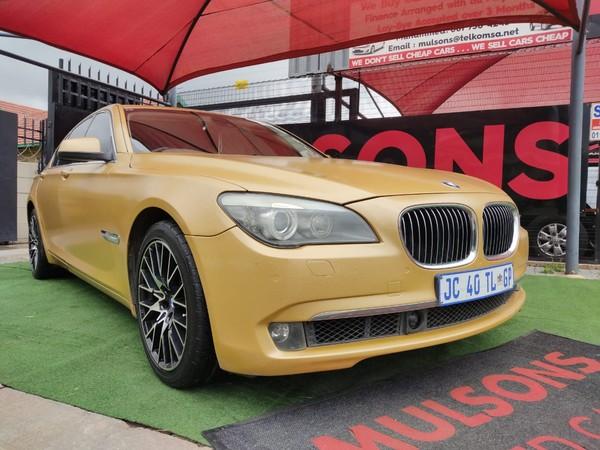 2010 BMW 7 Series 730d f01  Gauteng Boksburg_0