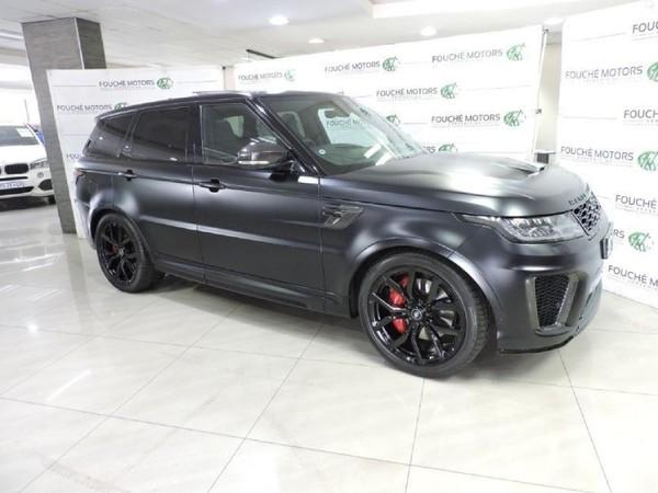 2021 Land Rover Range Rover Sport JADE LIMITED EDITION Gauteng Vereeniging_0