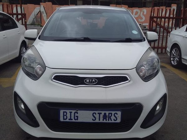 2012 Kia Picanto 1.2 Ex  Gauteng Johannesburg_0