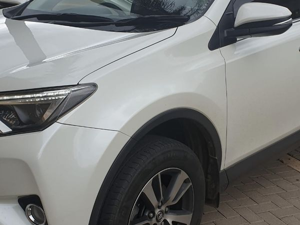 2017 Toyota RAV4 2.0 GX Gauteng Pretoria_0