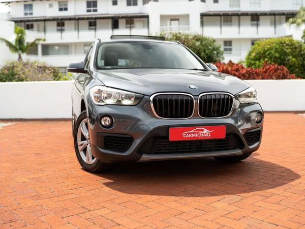 2017 BMW X1 sDRIVE20d Auto Western Cape Western Cape_0