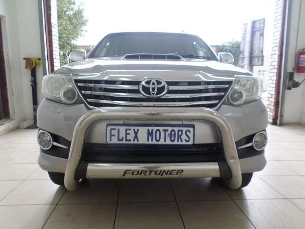 2015 Toyota Fortuner 3.0d-4d Heritage Rb At  Gauteng Johannesburg_0