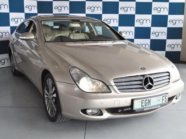 2006 Mercedes-Benz CLS-Class Cls 350  Free State Bloemfontein_0