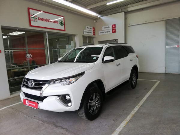 2019 Toyota Fortuner 2.4GD-6 RB Auto Western Cape Swellendam_0
